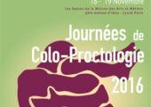 journées de Colo Proctologie 2016