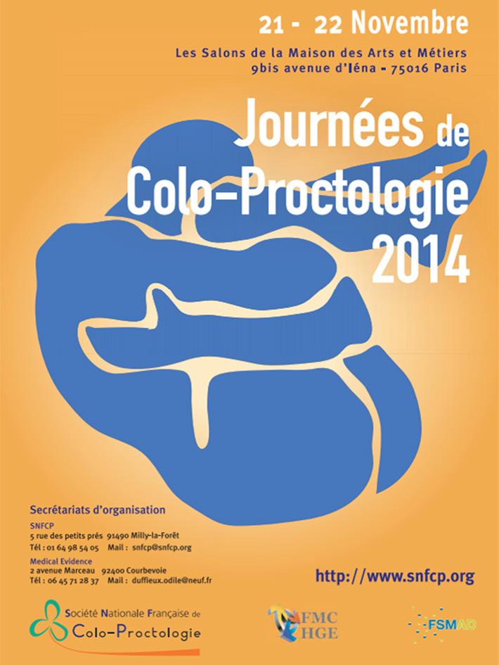 Journées de colo-proctologie 2014