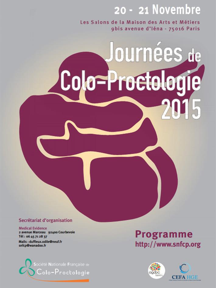 Journées de colo-proctologie 2015