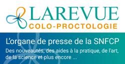 La Revue Colo-Proctologie - Organe de presse de la SNFCP